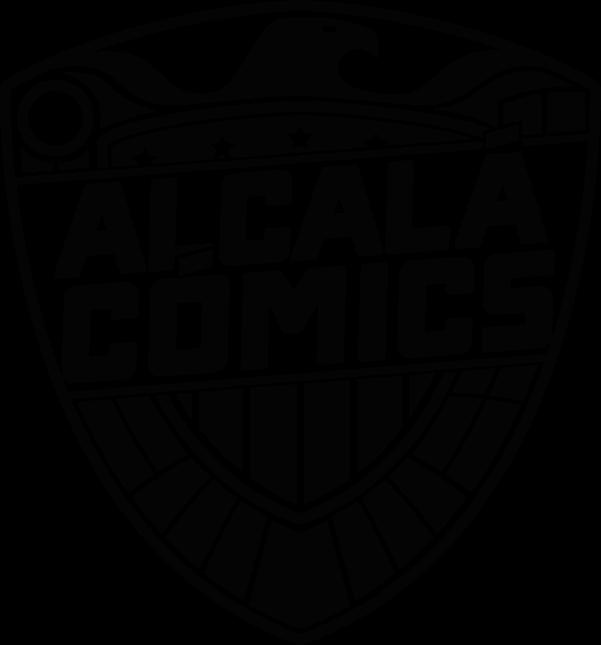Logo de Alcalá Cómics