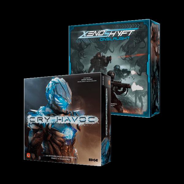 xenoshyft+cry-havoc